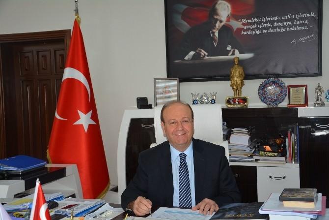 Başkan Özakcan; Bayramlar Bereket, Özlem, Barış Ve Kardeşliktir
