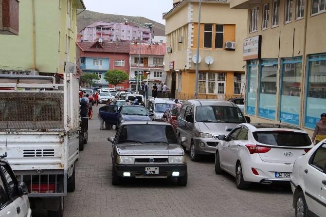 Oltu'da Park Sorunu Artıyor