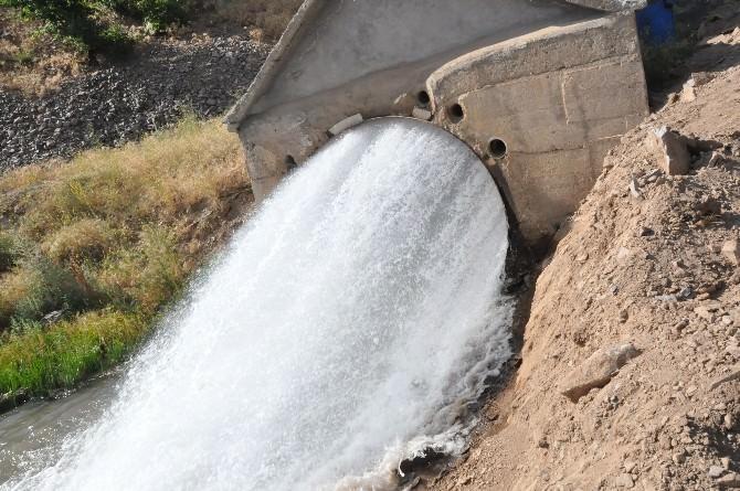 Patnos'a İçme Suyu Arıtma Tesisi