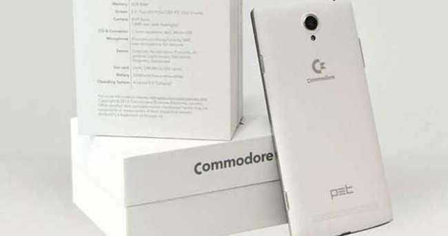Commodore efsanesi geri dönüyor