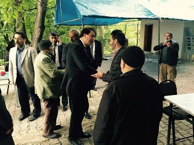 AK Parti Milletvekili İbrahim Aydemir: 'Adresimiz Dadaşlık Ve Gardaşlıktır'