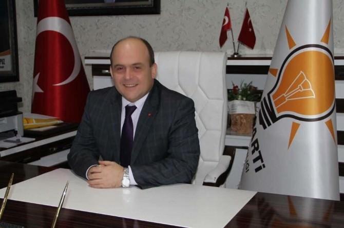 AK Partili Gürcan'dan Bayram Mesajı