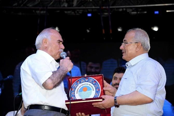 Mersin'de Hafız İsmail Coşar'dan İlahiler