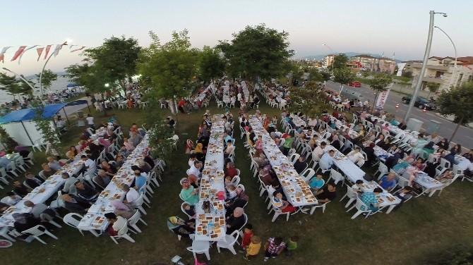 Başiskele'de 60 Bin Kişi Gönül Sofrasında Buluştu