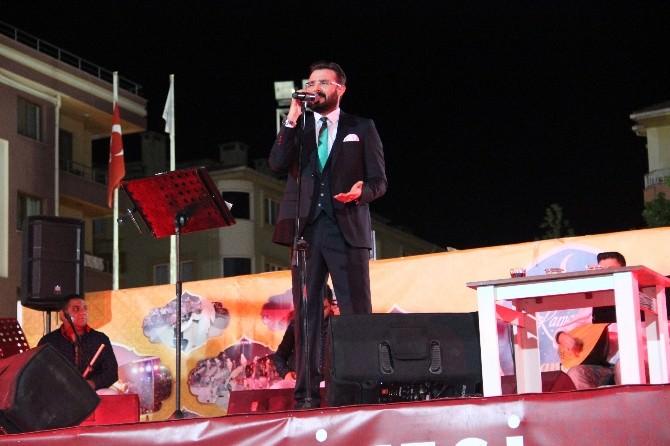 Çan Belediyesi Ramazan Etkinlikleri Bedirhan Gökçe Konseriyle Son Buldu