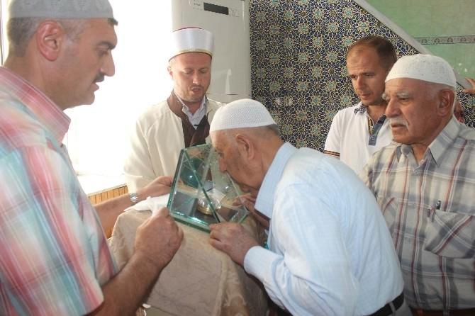 Beyşehir'de Sakal-ı Şerif Ziyarete Açıldı