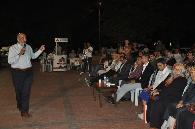 Dilipak'tan Ortadoğu Konferansı