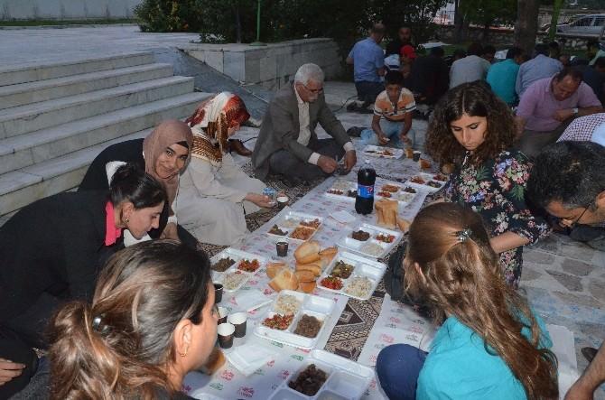 Erciş Belediyesi Personeli İftarda Buluştu