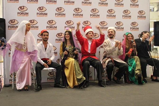 Forum Gaziantep'in Ramazan Etkinlikleri Büyük İlgi Gördü