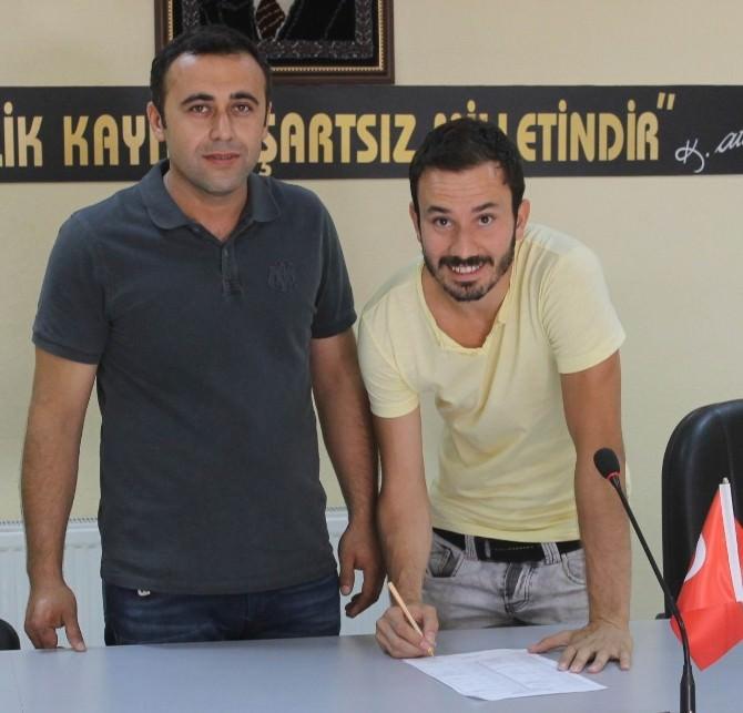 Karpuzlu Belediyespor'da Transfer Devam Ediyor