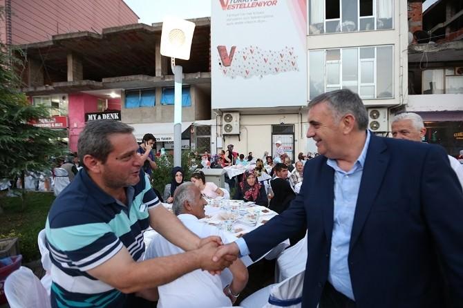 Son Huzur Sofrası Karasu'da Kuruldu