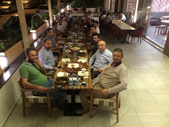 MÜSİAD Manisa Şube Başkanı Öztürk'ten Bayram Mesajı
