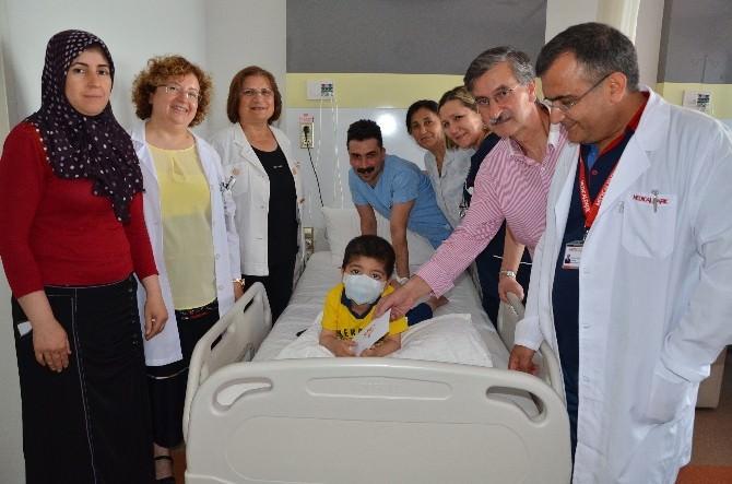 Medical Park Hematoloji Servisi'nde Bayram Coşkusu