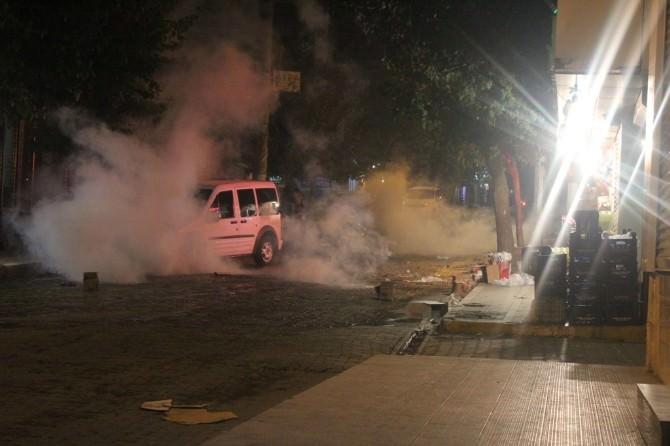 Silopi'de Olaylı Gece