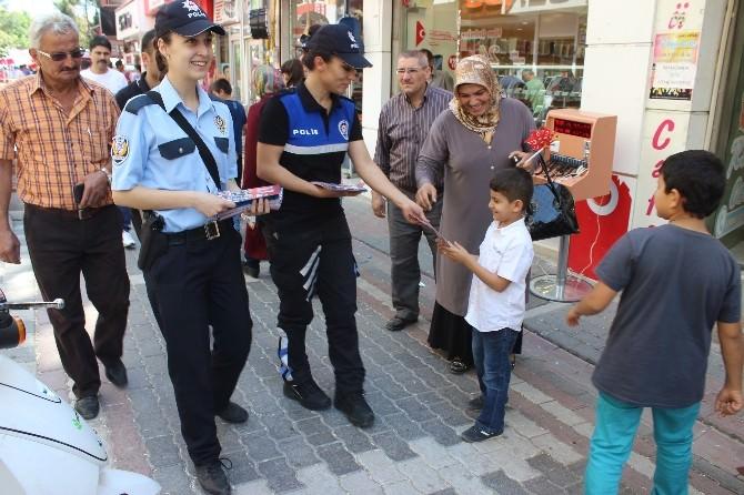 Polis Vatandaşları Uyardı