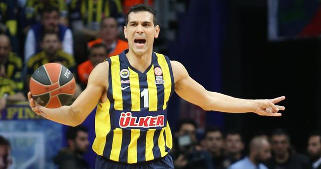 Nikos Zisis, Fenerbahçe'den ayrıldı