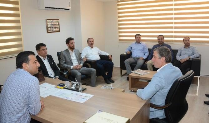 AK Parti'den Bayram Ziyaretleri