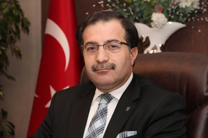 AK Parti İl Başkanı Şahin'den Ramazan Bayramı Mesajı