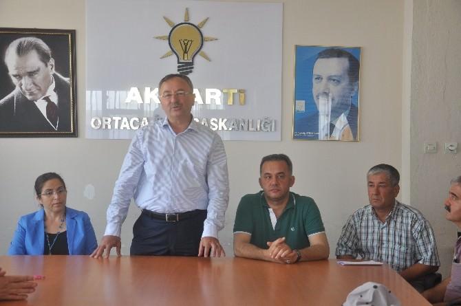 AK Parti'li Özyer; TEK Başına İktidarı Tekrar Gerçekleştireceğiz''