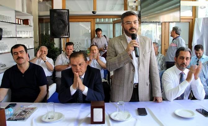 Aydın AK Parti Bayram Sevincini Paylaştı