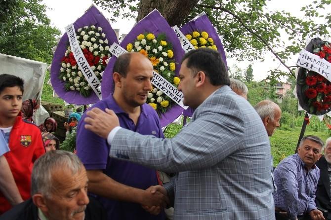 Rize Valiliği Basın, Yayın Ve Enformasyon Müdürlüğü Şefi Nurullah Köse Toprağa Verildi