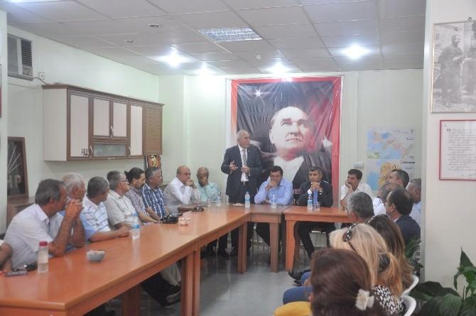 CHP'li Üstündağ; Koalisyonun Seçmenin Mesajı Olduğunu Algılamalıyız