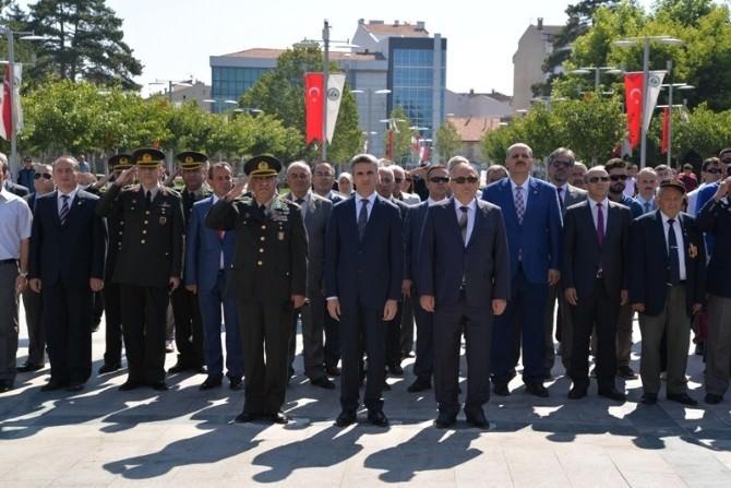 Bolu'da Atatürk'ün Bolu'ya Gelişinin 81. Yıl Dönümü Kutlandı