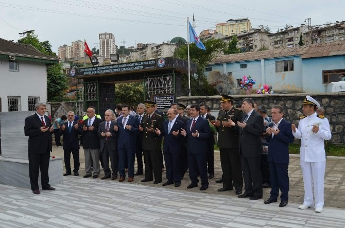 Trabzon'da Bayramlaşma
