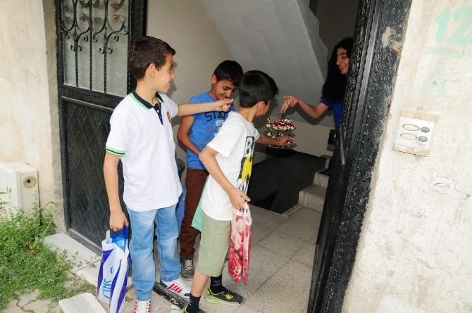 Çocukların Bayram Sevinci