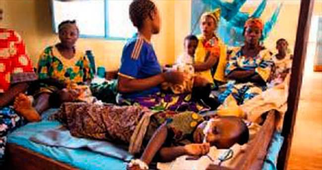 Üç ayda 162 kişi sıtma kurbanı