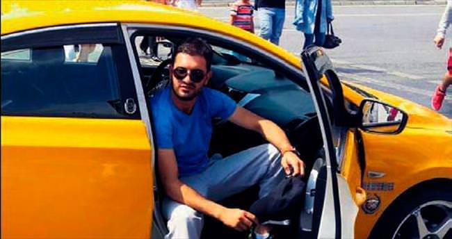 Gaspçı taksicileri telefon yakalattı