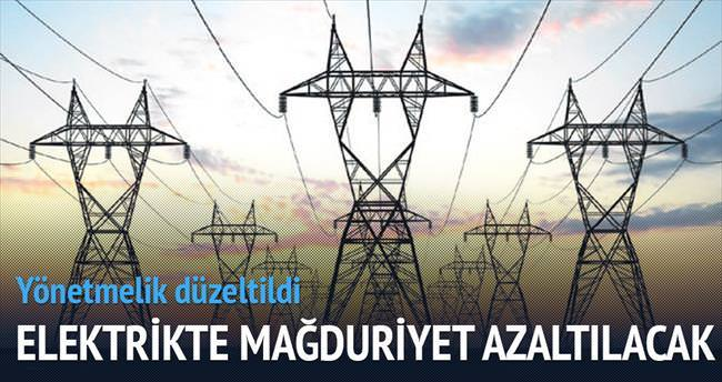 'Elektrikte yönetmelik mağduriyeti azaltacak'