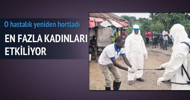 Ebola kâbusu hortladı