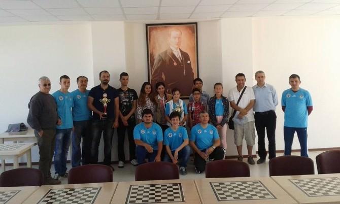 Ortaca'nın Satrançcıları Türkiye Kulüpler Şampiyonasına Hazır