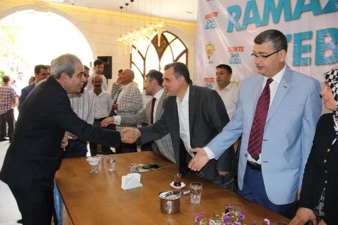 Şanlıurfa AK Parti'de Bayramlaşma