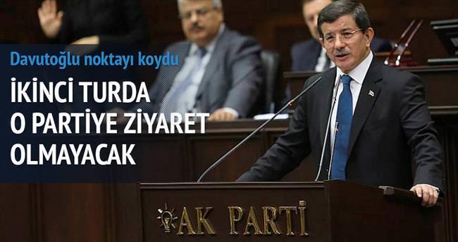 İkinci turda HDP'ye ziyaret olmayacak