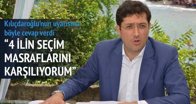 Murat'ın seçimi