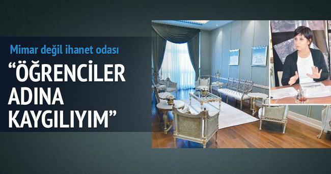 Türkiye'ye ihanet odası