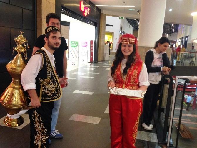 Forum Trabzon'un Ramazan Etkinliklerini 7'den 70'e Herkes Çok Sevdi