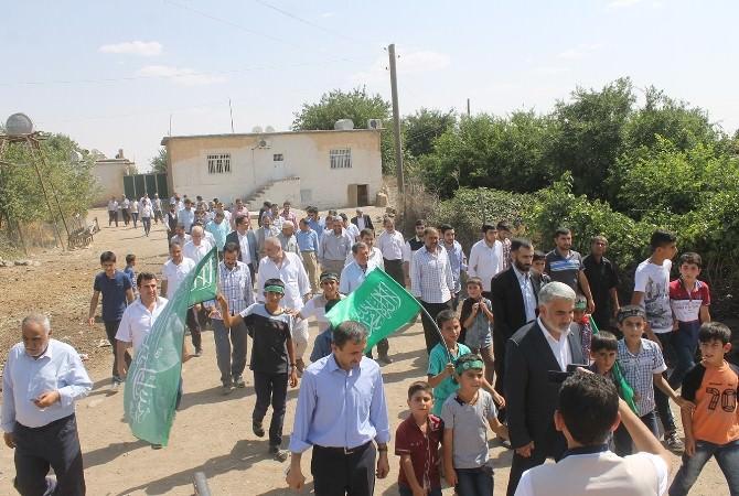 Yapıcıoğlu, Kozluca'da Hayatını Kaybedenlerin Ailelerini Ziyaret Etti