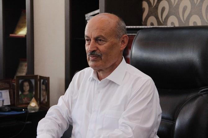 AK Parti Karabük Milletvekili Osman Kahveci,