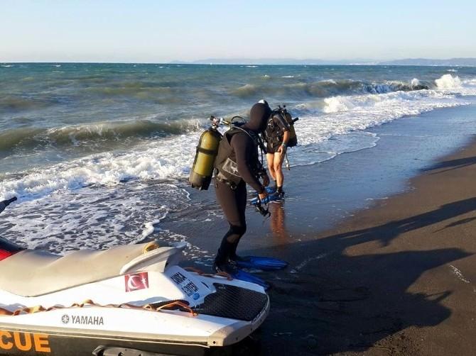 Karadeniz'de Kaybolan Genç, Aranıyor