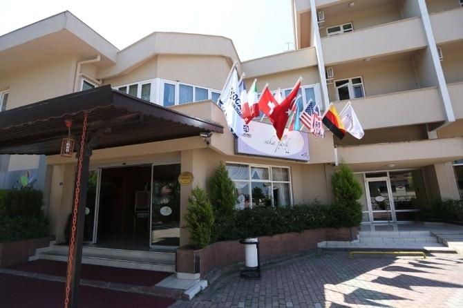 SEKA Park Otel'de Değişim Var