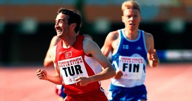 Atletizmde olimpik sayı 13'e yükseldi