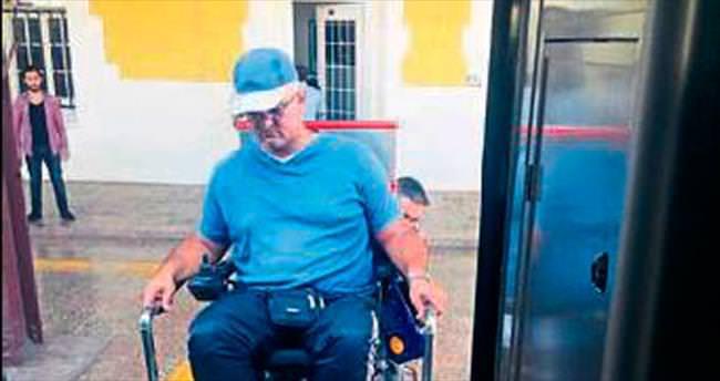 Melih ABİ: Adana-Tarsus garlarında engelli asansörü