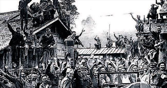Japon firmadan zorla çalıştırılan esir ABD'li askerlere özür