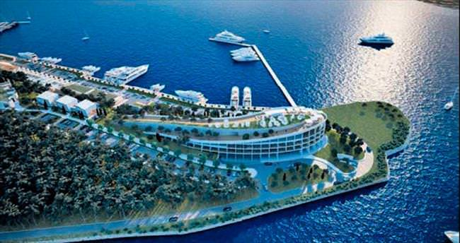 Doğuş Hırvatistan'daki oteli açtı