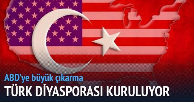 ABD'de Türk diyasporası