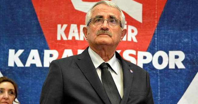 Karabükspor'da hedef yine Süper Lig