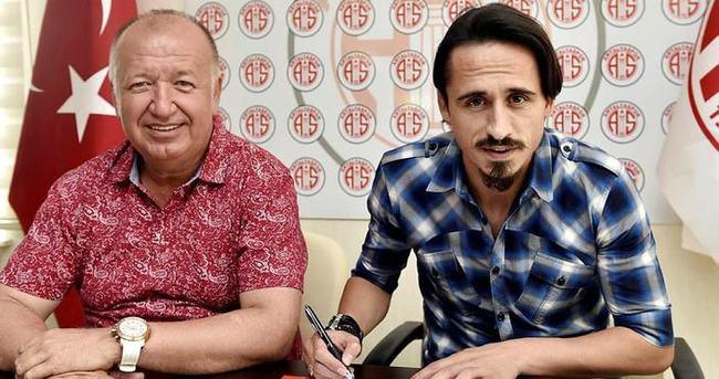 Serdar Özkan resmen Antalyaspor'da